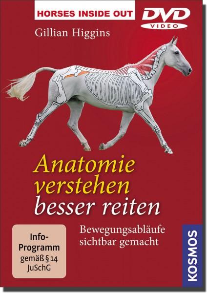 Anatomie verstehen besser reiten - Video-DVD