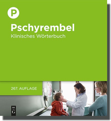 Pschyrembel Klinisches Wörterbuch 2017 - Buch -