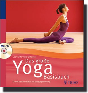 Das große Yoga Basisbuch - Buch + CD