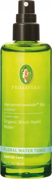 Hydrolat Hamameliswasser* bio.