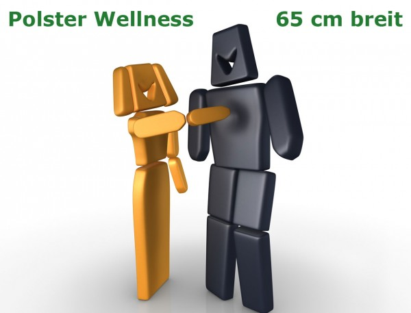 Liege Solid; Wellness-Polster für Liegebreite 80 cm
