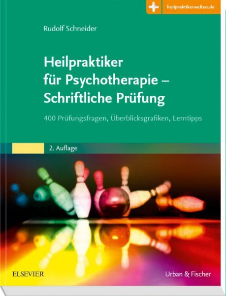 Heilpraktiker für Psychotherapie - Schriftliche Prüfung