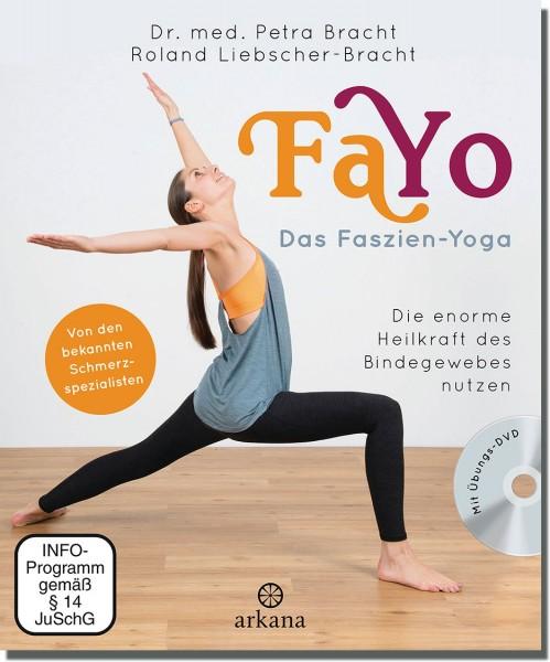 FaYo - Das Faszien-Yoga - Buch + Video DVD