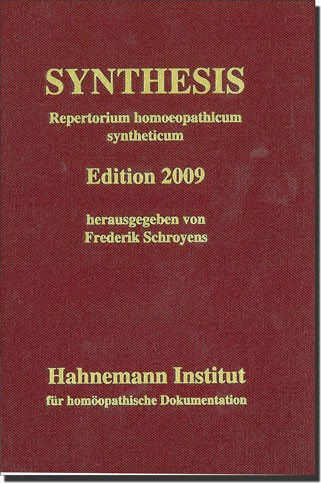 Synthesis - Repertorium homoepathicum syntheticum
