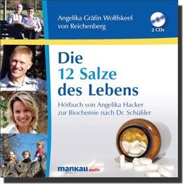 Die 12 Salze des Lebens - Hörbuch-CD -