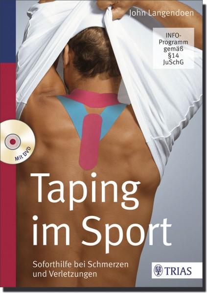Taping im Sport - Buch + DVD