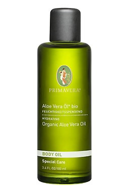 Pflanzenöl - Aloe Vera Öl* bio