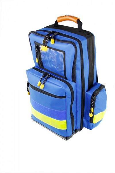 NotfallRucksack für HP - gefüllt - blau