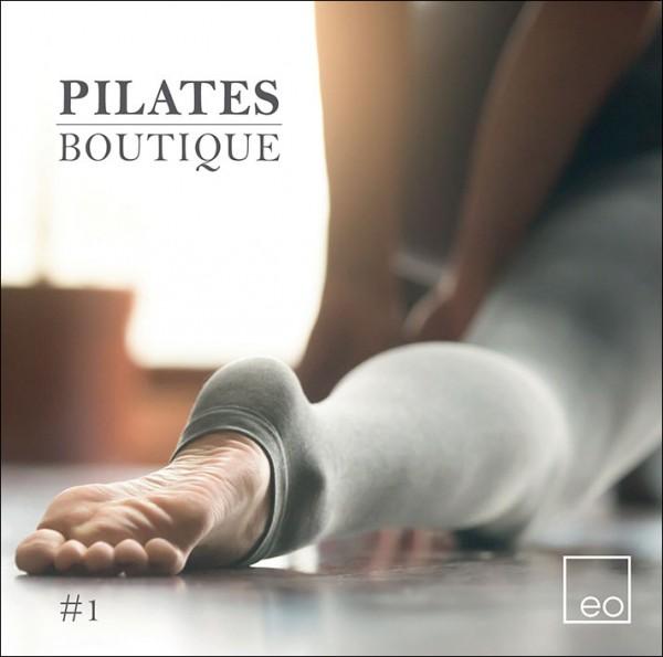 Pilates Boutique # 1 - Musik-CD.