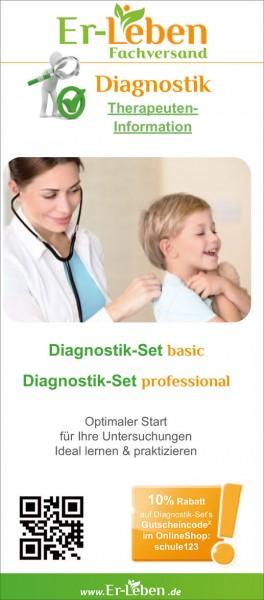 "Therapeuteninfo ""Diagnostik"""