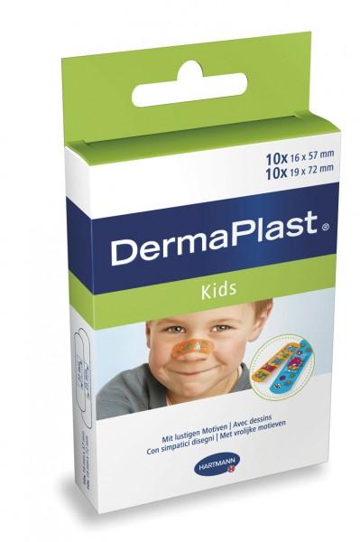 Wundschnellverband DermaPlast Kids