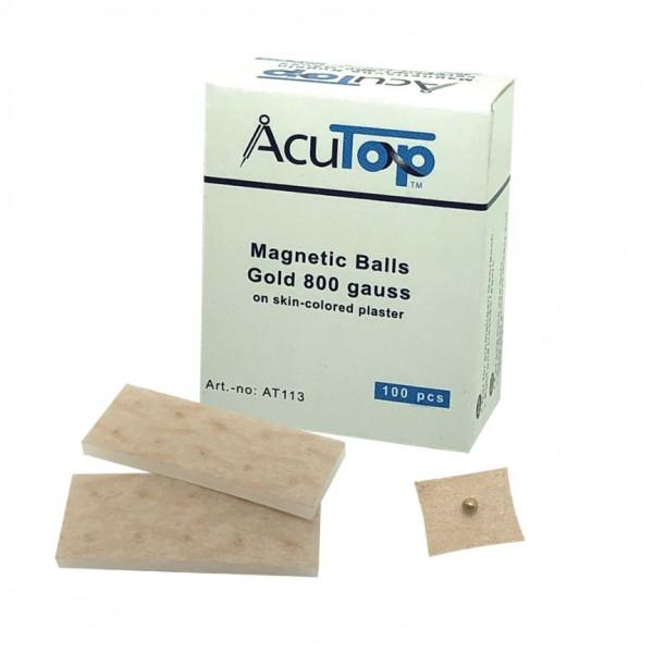 Magnetische Ohr-Kugelpflaster