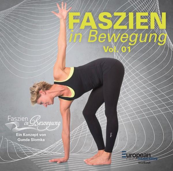 Faszien in Bewegung Vol. 01 - Musik-CD