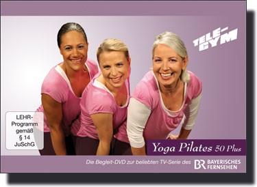 Yoga Pilates 50 Plus - Video-DVD