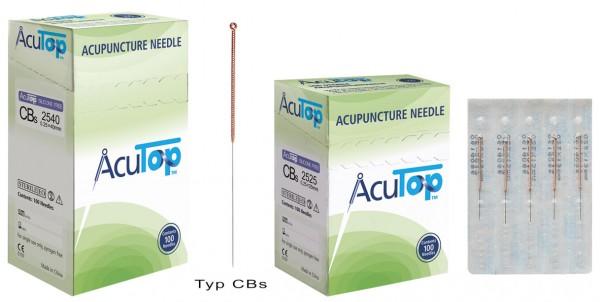 Akupunkturnadeln AcuTop CBs