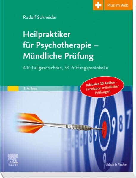 Heilpraktiker für Psychotherapie - Mündliche Prüfung