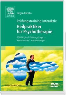 Prüfungstraining interaktiv - Heilpraktiker für Psychotherapie - DVD