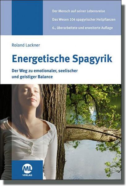 Energetische Spagyrik - Buch
