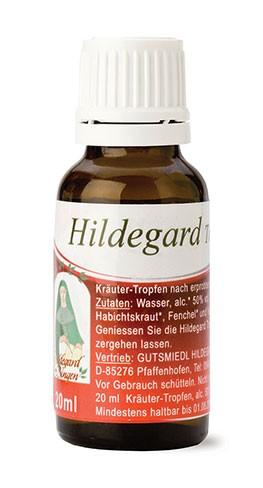 Hildegard Tropfen 20 ml