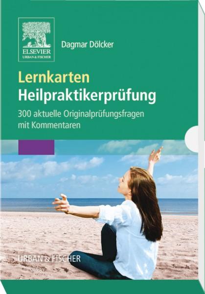 Lernkarten Heilpraktikerprüfung - 300 Fragen