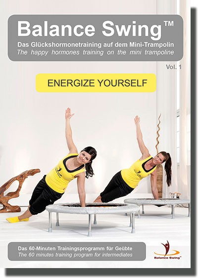 Balance Swing - Energize Yourself - Vol. 1 - Video-DVD